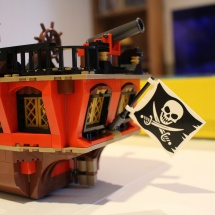 LEGO Pirate Flag