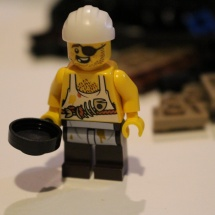 LEGO Pirate Cook