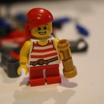 LEGO Cabin Boy