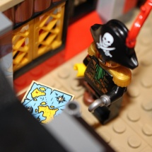LEGO Pirate Cabin