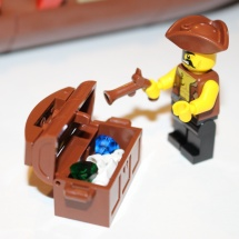 LEGO Pirates Treasure