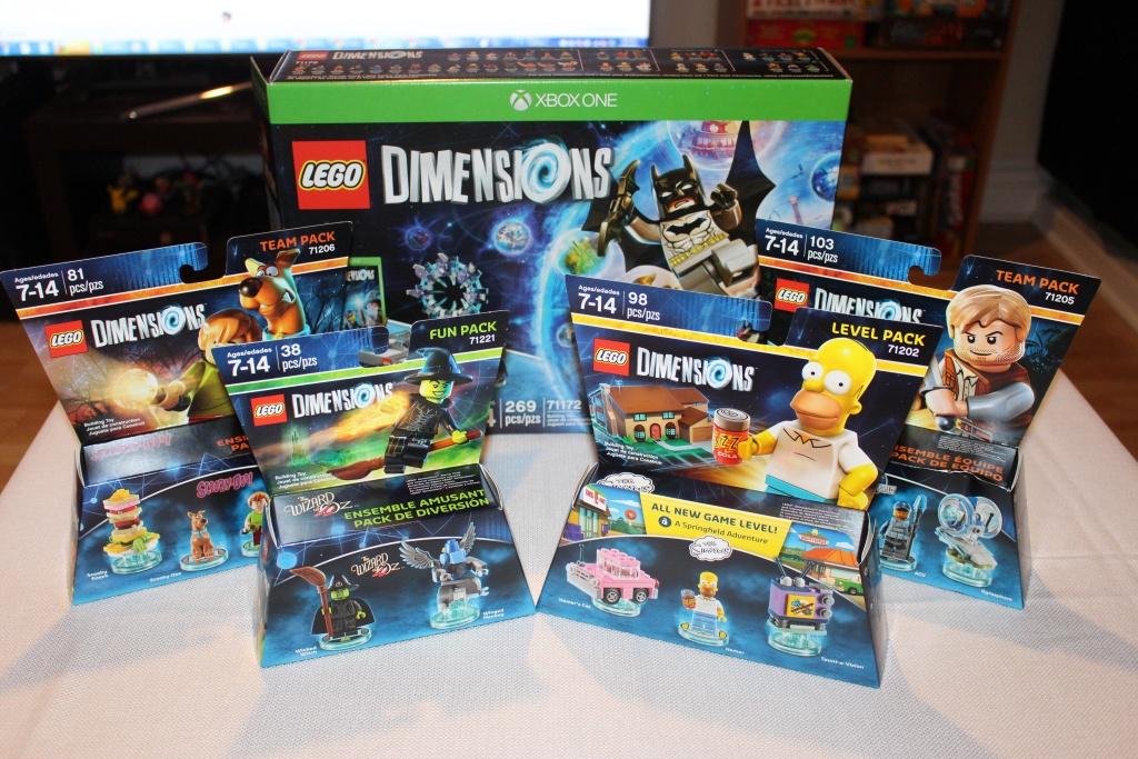 LEGO Dimensions Box Haul