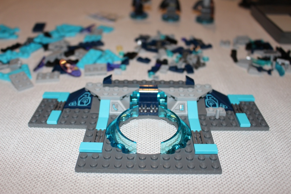 lego dimensions instructions portal