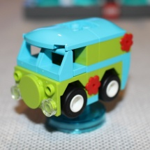 LEGO Dimsensions Mystery Machine