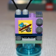 LEGO Dimsensions Itchy and Scratchy TV