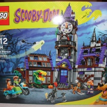 LEGO Scooby Doo Mystery Mansion Set