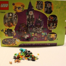 LEGO Mystery Mansion 1