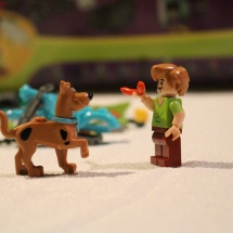 LEGO Scooby Doo and Shaggy