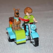 LEGO Scooby Doo Motorcycle