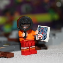LEGO Magnifying Glass Velma