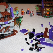LEGO Mystery Mansion 47