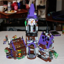 LEGO Mystery Mansion 43