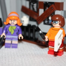 LEGO Daphne and Velma
