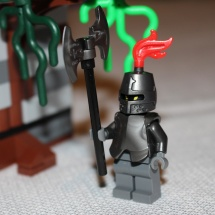 LEGO Mystery Mansion Knight