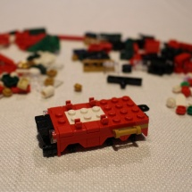 LEGO Christmas Train 4