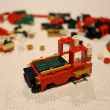 LEGO Christmas Train 3