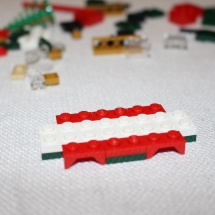 LEGO Christmas Train 12