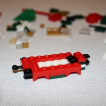 LEGO Christmas Train 13