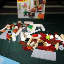 LEGO Thanksgiving Feast 2