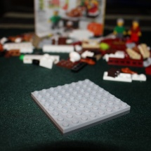 LEGO Thanksgiving Feast 3