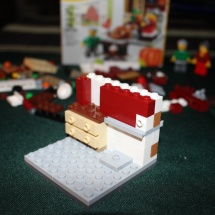 LEGO Thanksgiving Feast 5