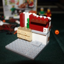 LEGO Thanksgiving Feast 6