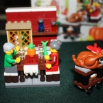 LEGO Thanksgiving Feast 40123