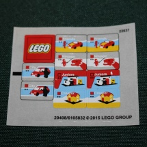 LEGO Brand Retail Store Decals