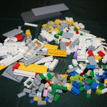 LEGO Brand Retail Store Pieces