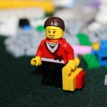 LEGO Brand Retail Store Clerk