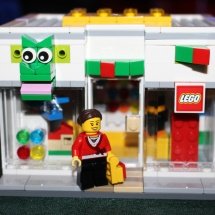LEGO Brand Retail Store Complete
