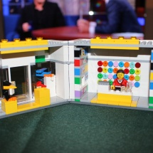 LEGO Brand Retail Store Inside