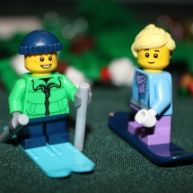 LEGO Winter Toy Shop Children