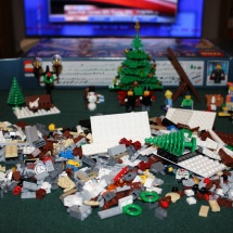 LEGO Winter Toy Shop 18