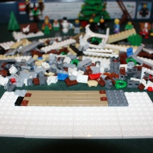 LEGO Winter Toy Shop 21