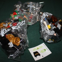 LEGO Riddler Chase 1