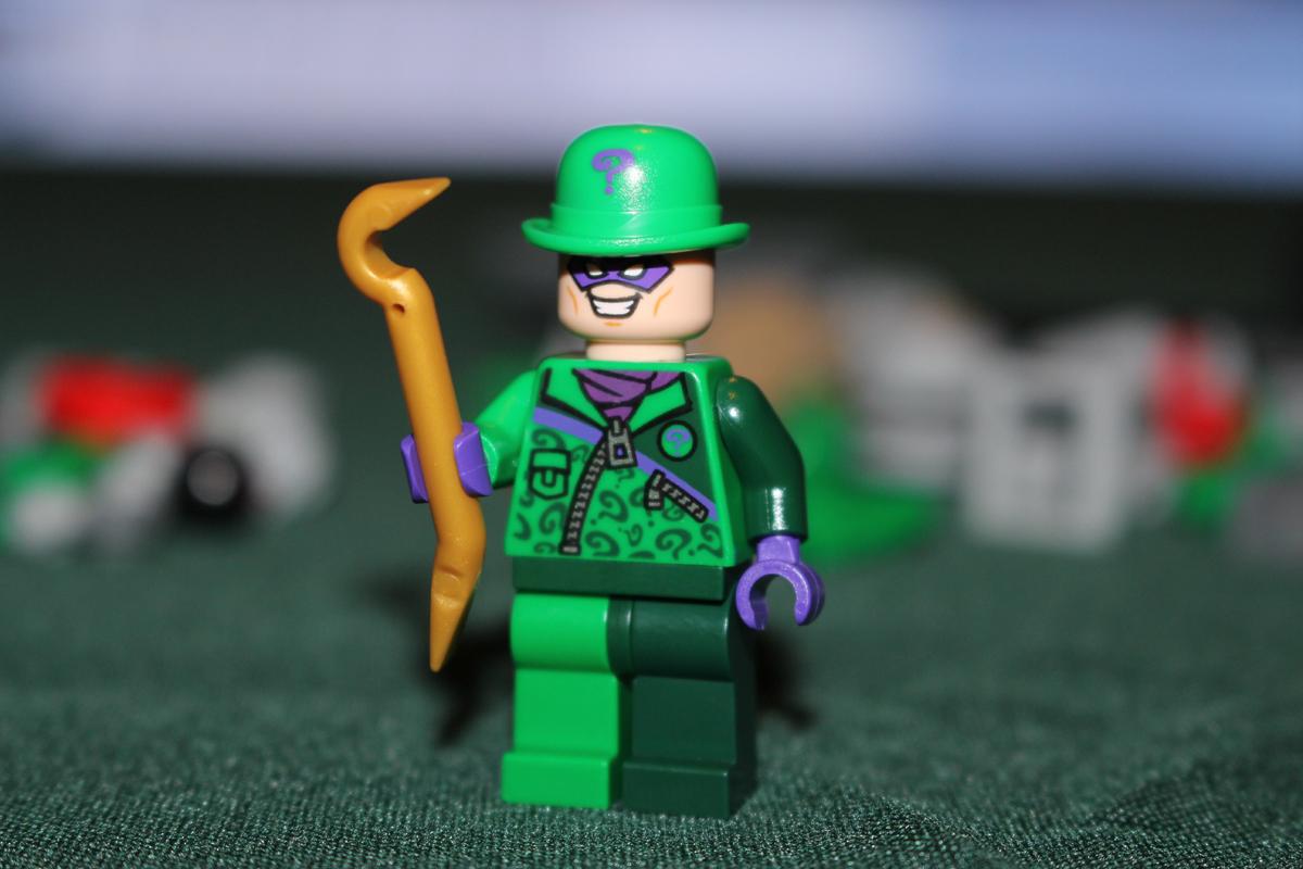 LEGO: Batman - The Riddler Chase   Clayburn's Blog