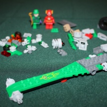 LEGO Riddler Chase 4