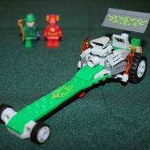 LEGO Riddler Chase 6