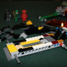 LEGO Riddler Chase 9