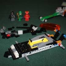 LEGO Riddler Chase 10