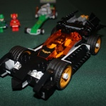 LEGO Riddler Chase 76012