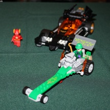 LEGO Riddler Chase Complete