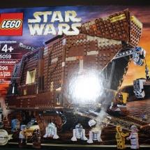 LEGO Sandcrawler Box