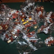 LEGO Sandcrawler 1