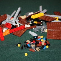 LEGO Sandcrawler 2