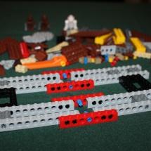 LEGO Sandcrawler 4