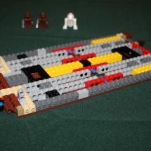 LEGO Sandcrawler 5