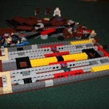 LEGO Sandcrawler 6