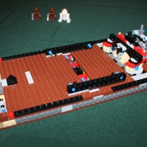 LEGO Sandcrawler 8
